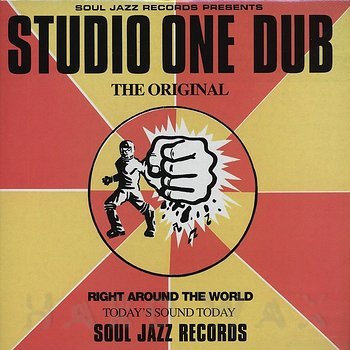 Cover art - Various Artists: Studio One Dub