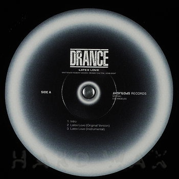 Cover art - Drance: Latex Love