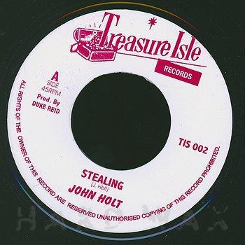 Cover art - John Holt: Stealing