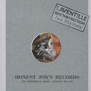 Cover art - Laventile Rhythm Section: Two Rhythms