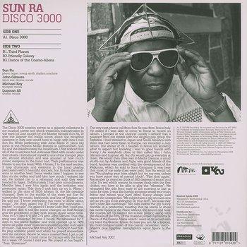 Cover art - Sun Ra: Disco 3000