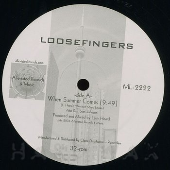 Cover art - Loosefingers: When Summer Comes
