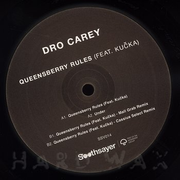 Cover art - Dro Carey: Queensberry Rules