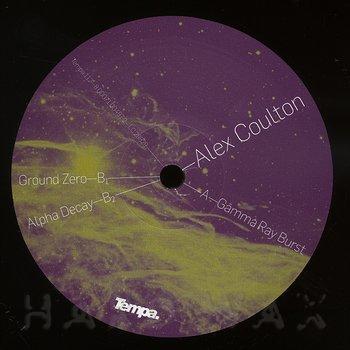 Cover art - Alex Coulton: Gamma Ray Burst