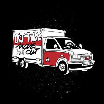 Cover art - DJ Taye: Move Out EP