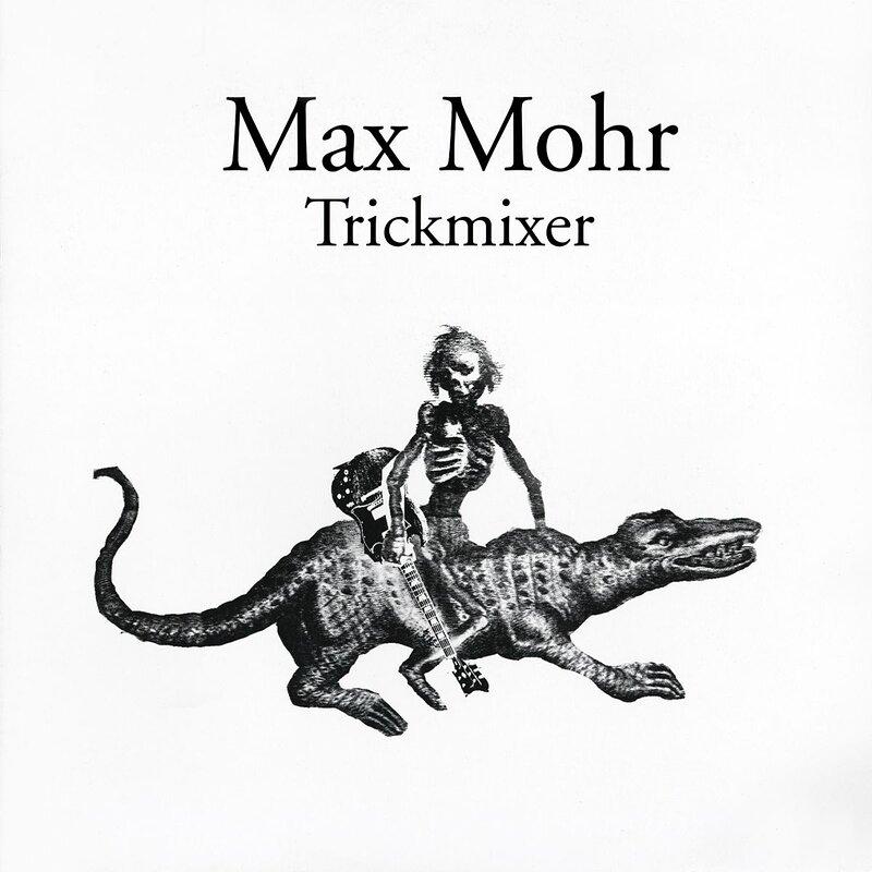 Cover art - Max Mohr: Trickmixer
