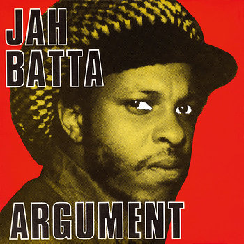Cover art - Jah Batta: Argument