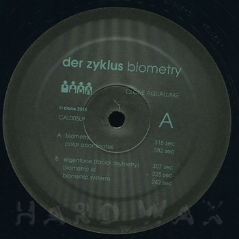 Cover art - Der Zyklus: Biometry