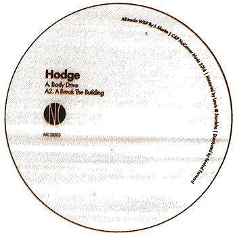 Cover art - Hodge: Body Drive