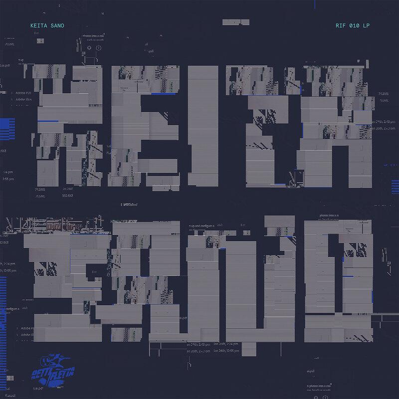 Cover art - Keita Sano: Keita Sano