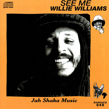 Cover art - Willie Williams: See Me