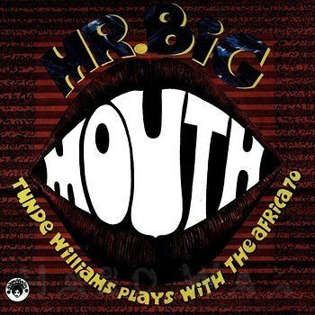 Cover art - Tunde Williams: Mr. Big Mouth