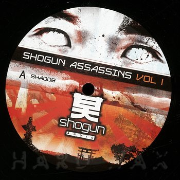 Cover art - Various Artists: Shogun Assassins Vol. 1