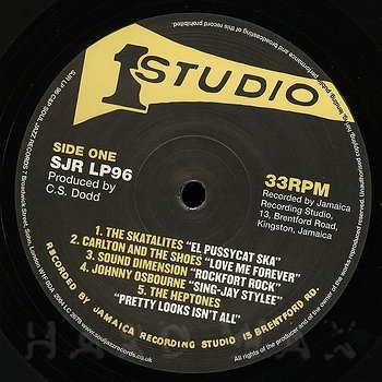 Cover art - Various Artists: Studio One Classics