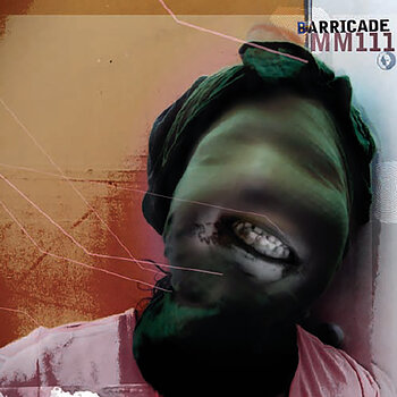 Cover art - Barricade: Mantissa