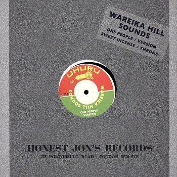 Cover art - Calvin Bubbles Cameron: Wareika Hill Sounds