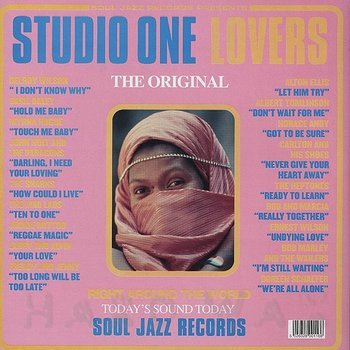 Cover art - Various Artists: Studio One Lovers