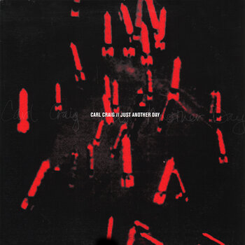 Cover art - Carl Craig: Just Another Day