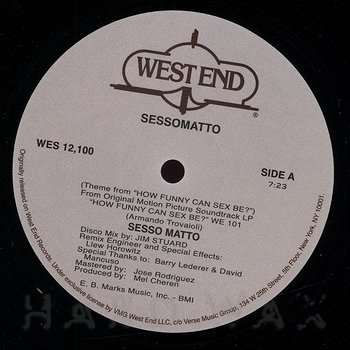 Cover art - Sesso Matto: Sessomatto
