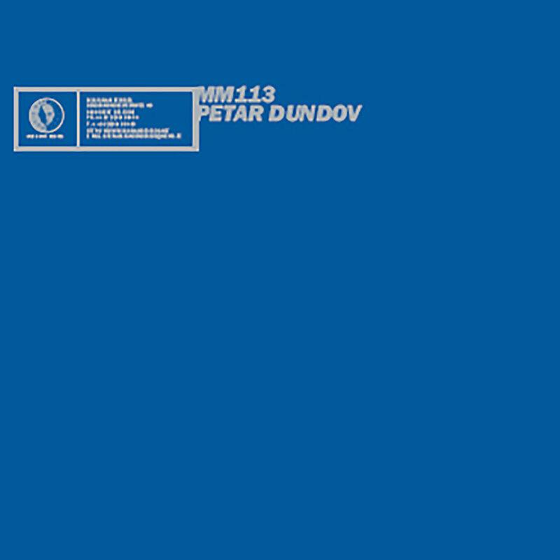 Cover art - Petar Dundov: Shiye