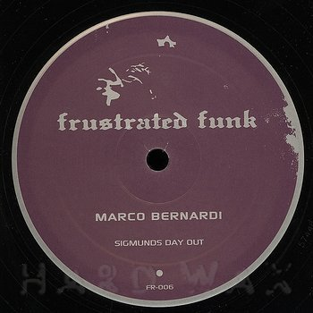 Cover art - Marco Bernardi: Sigmunds Day Out