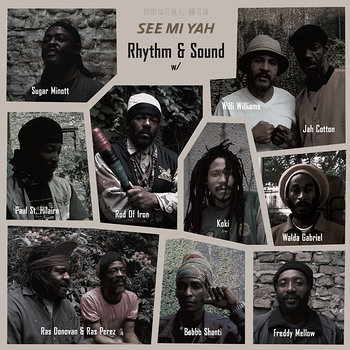 Cover art - Rhythm & Sound: See Mi Yah