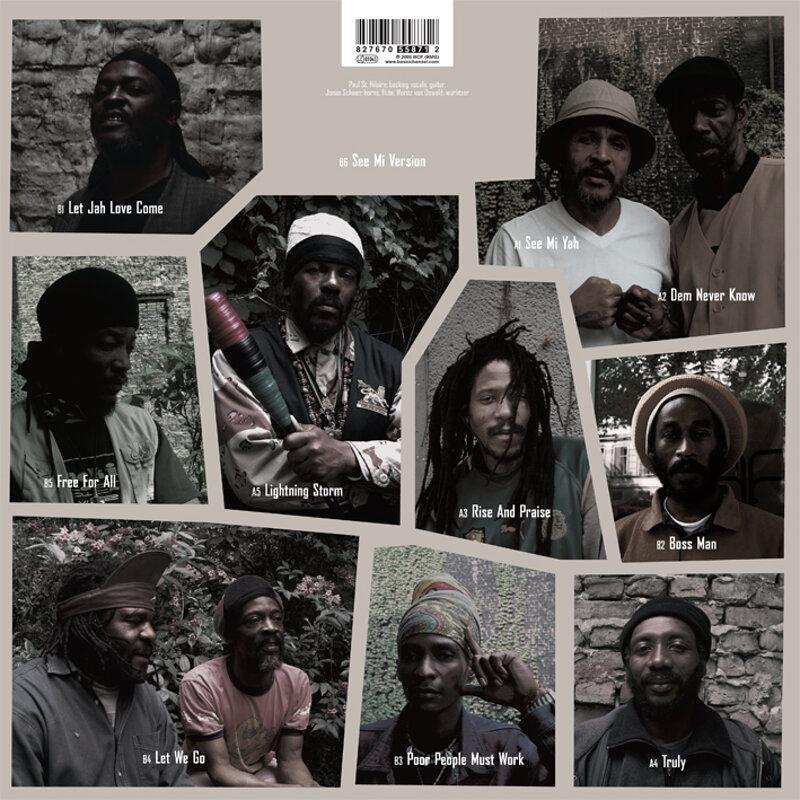 Cover art - Rhythm & Sound: See Mi Yah