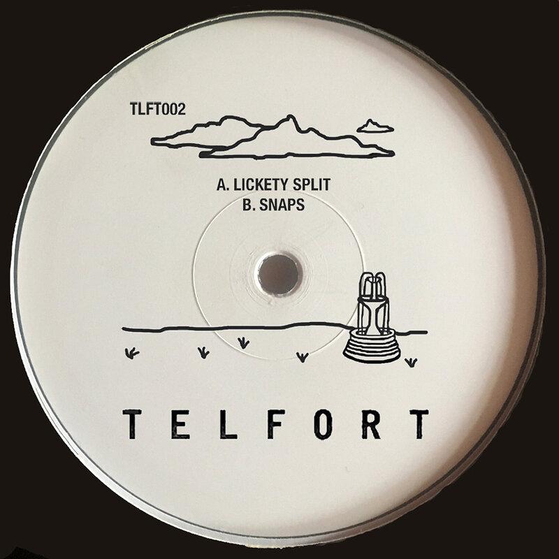 Cover art - Telfort: Lickety Split