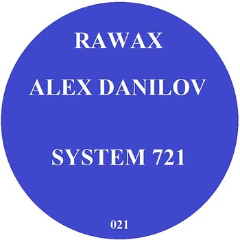 Cover art - Alex Danilov: System 721