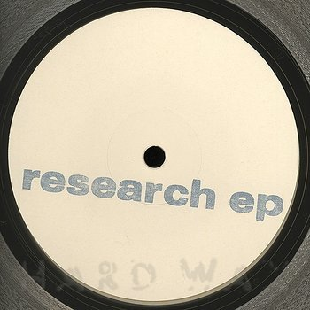 Cover art - Sleeparchive: Research EP