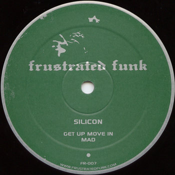 Cover art - Silicon: Get Up Move In