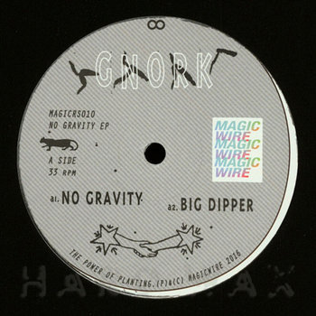 Cover art - Gnork: No Gravity