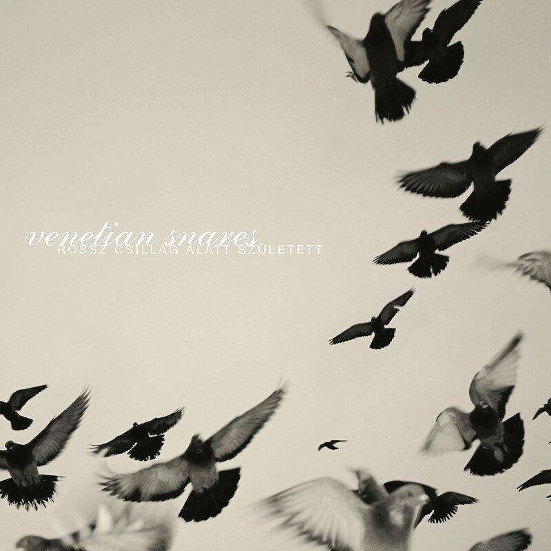 Cover art - Venetian Snares: Rossz Csillag Alatt Született