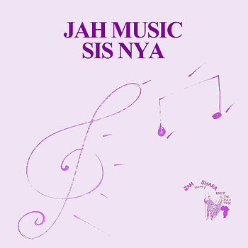 Cover art - Sis Nya: Jah Music