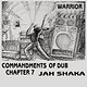 Cover art - Jah Shaka: Commandments Of Dub Chapter 7