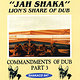 Cover art - Jah Shaka: Commandments Of Dub Chapter 3