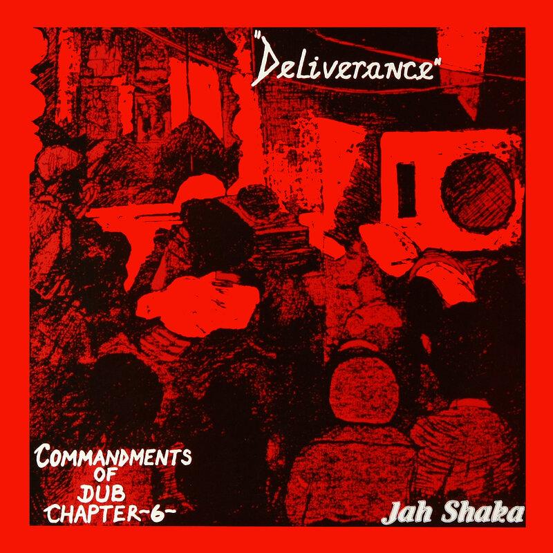 Cover art - Jah Shaka: Commandments Of Dub Chapter 6