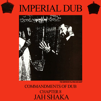 Cover art - Jah Shaka: Commandments Of Dub Chapter 8