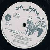 Cover art - Jah Shaka: New Testaments Of Dub Pt. 1