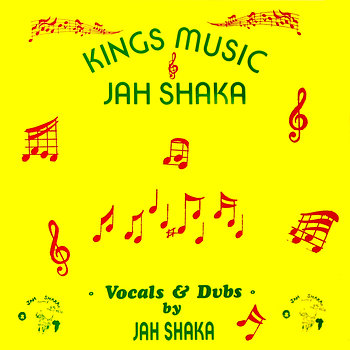 Cover art - Jah Shaka: Kings Music