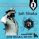 Cover art - Jah Shaka: Dub Salute 1