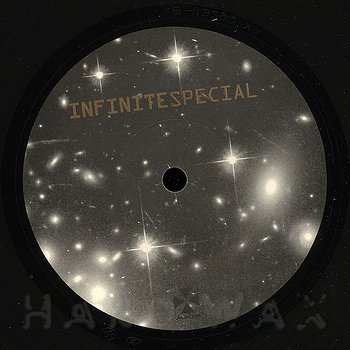 Cover art - Jeff Mills: Infinitespecial / Connectionspecial / Illuminationspecial