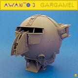 Cover art - Awanto 3: Gargamel
