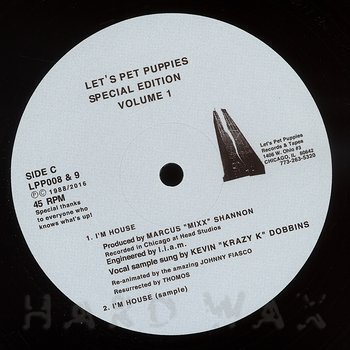 Cover art - Various Artists: Let's Pet Puppies Special Edition Vol. 1