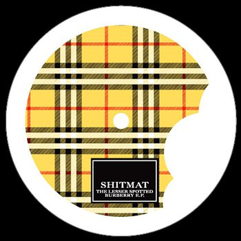 Cover art - Shitmat: The Lesser Spotted Burberry EP