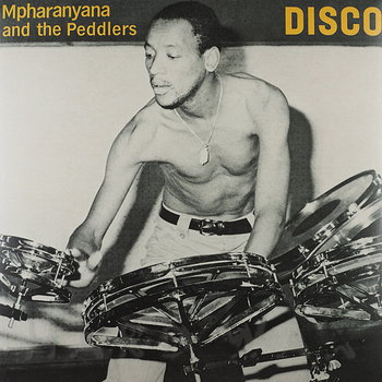 Cover art - Mpharanyana & The Peddlers: Disco