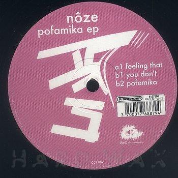 Cover art - Nôze: Pofamika EP