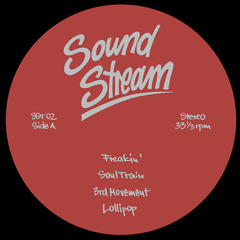 Cover art - Soundstream: Freakin'
