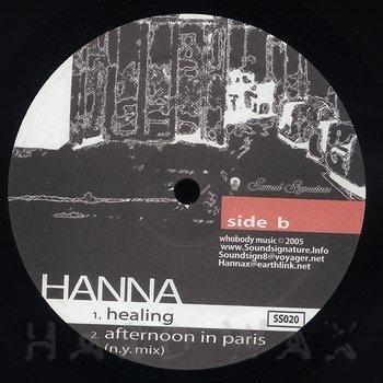 Cover art - Hanna: Metropolitan