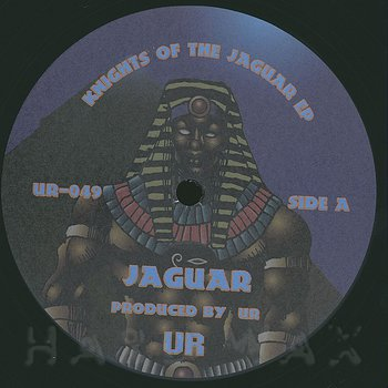 Cover art - The Aztec Mystic: Knights Of The Jaguar EP